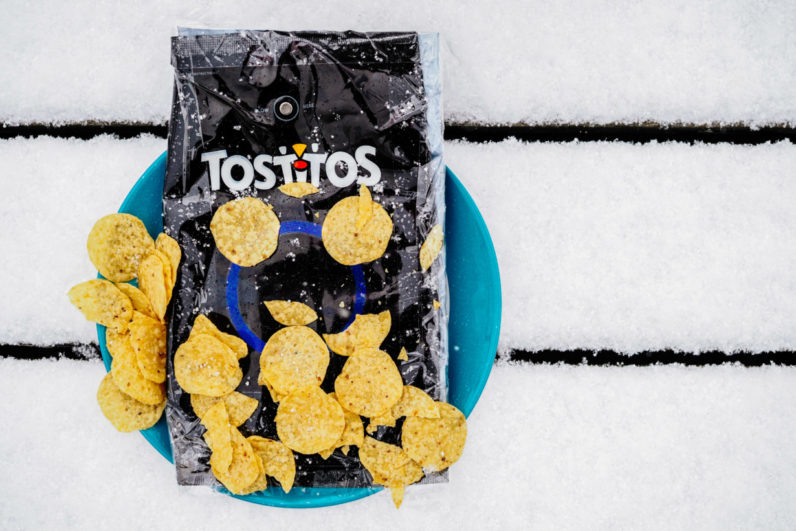 Review: The Tostitos pseudo-breathalyzer bag actually works
