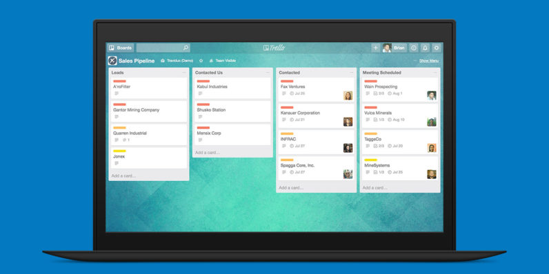 Trello update brings desktop app for Windows and Mac