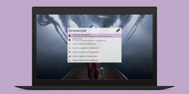 Zazu is a cross-platform app launcher with plenty of tricks up its sleeve
