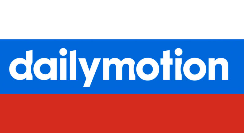 Dailymotion suffers the wrath of russia with permanent ban nationwide stopboris Images