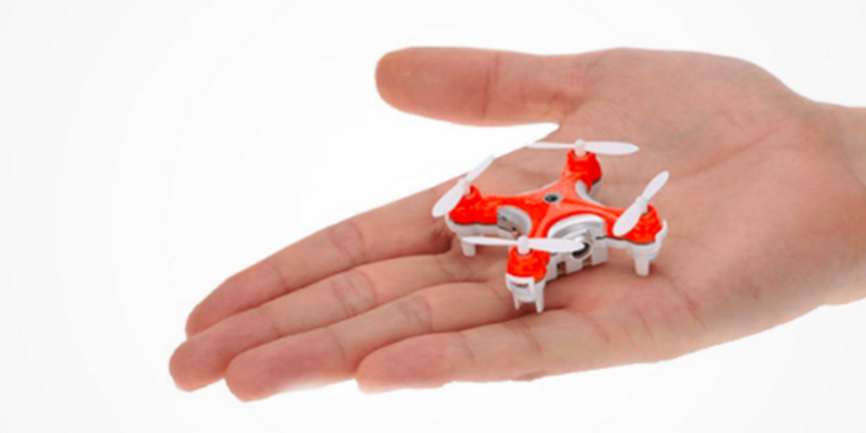 world's smallest camera drone