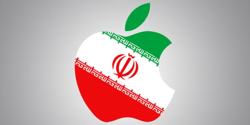 apple, iran, appstore, ios