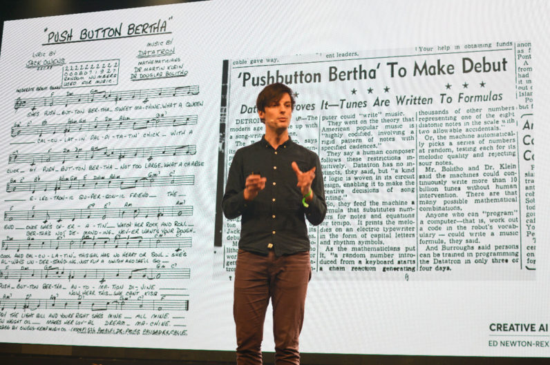 How 'creative AI' can change the future of music for everyone
