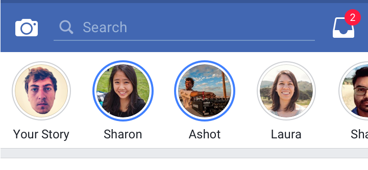Facebook brings Snapchat-like Stories feature to more countries [Updated]