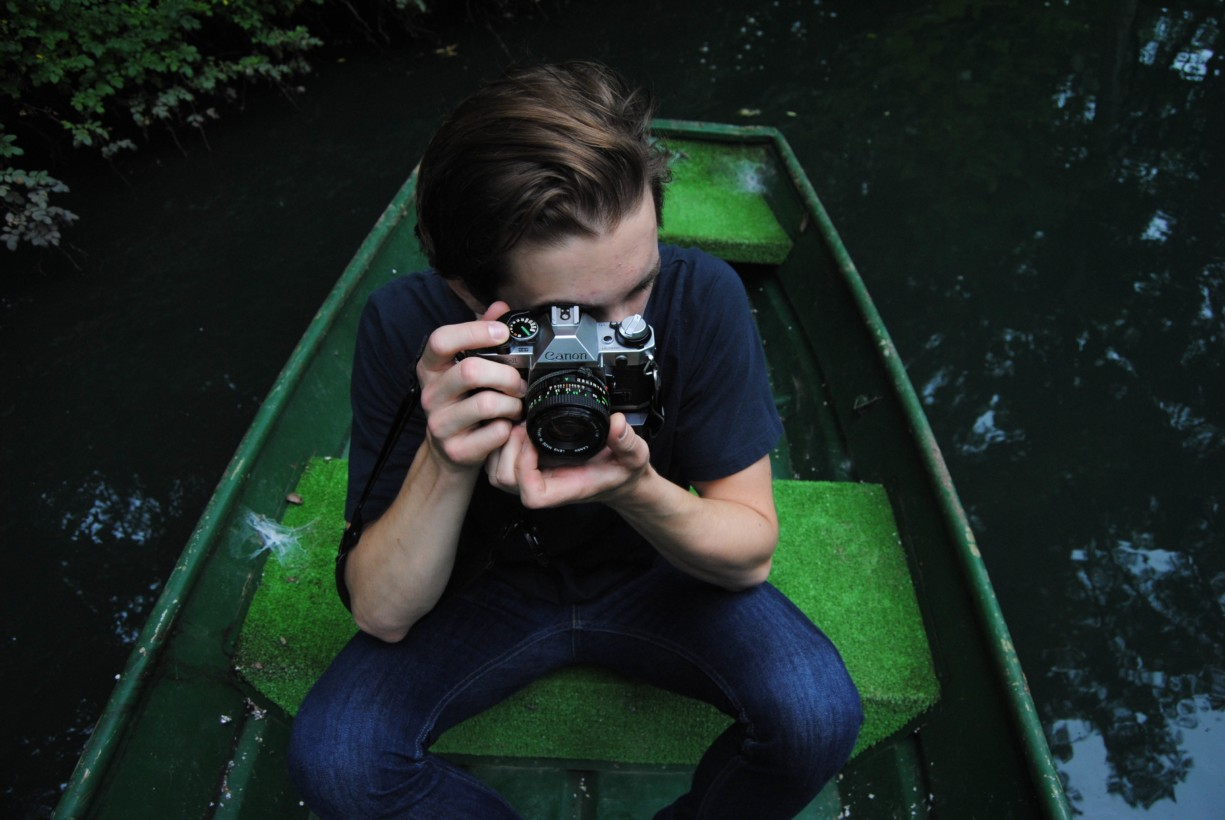 Harvard's complete photography course is now available for free online [updated]