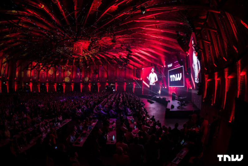 Casey Neistat at TNW 2016