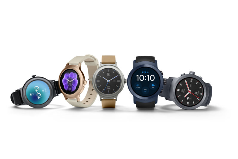 Android Wear 2.0 lands with two enticing LG-made models