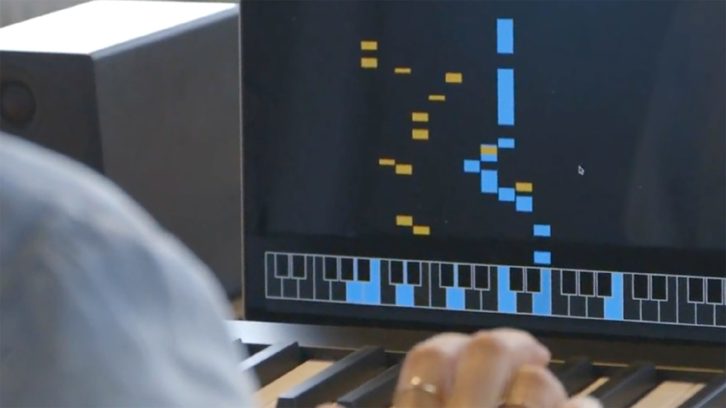 Google's AI can jam with you on a virtual piano