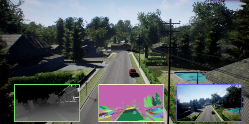 Microsoft open sources a simulator to crash-test drones, robots and self-driving cars