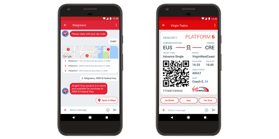 How Google is Trying to Make SMS Sexy Again