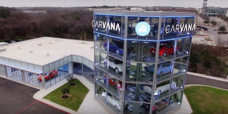 Car vending machines prove Austin really is weird