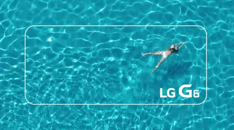 LG teases sturdy weatherproof G6 with a big screen and a small body