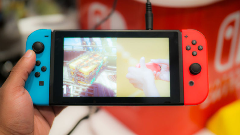 Nintendo Switch hands-on: 1-2 Switch challenges everything you know about videogames