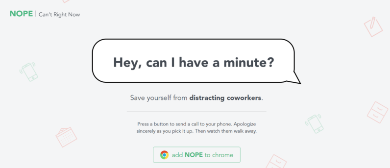 This Chrome plugin makes office life suck less