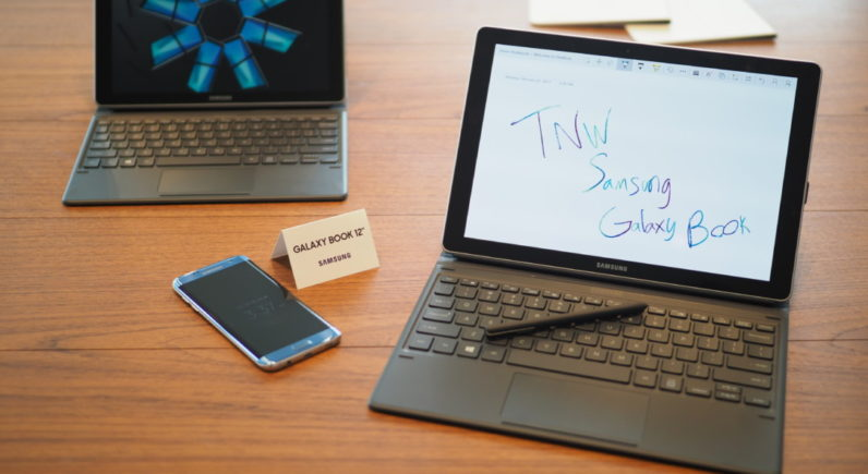 Hands-on: Samsung's new Galaxy Books are sleek and powerful Surface clones