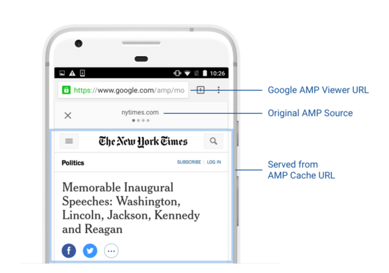 Google is fixing AMP's screwy URL problem