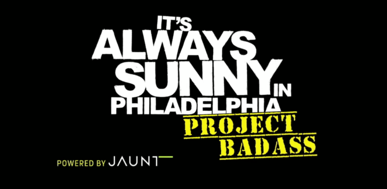 'Project Badass' packs 30 minutes of laughs into a 4 minute VR experience