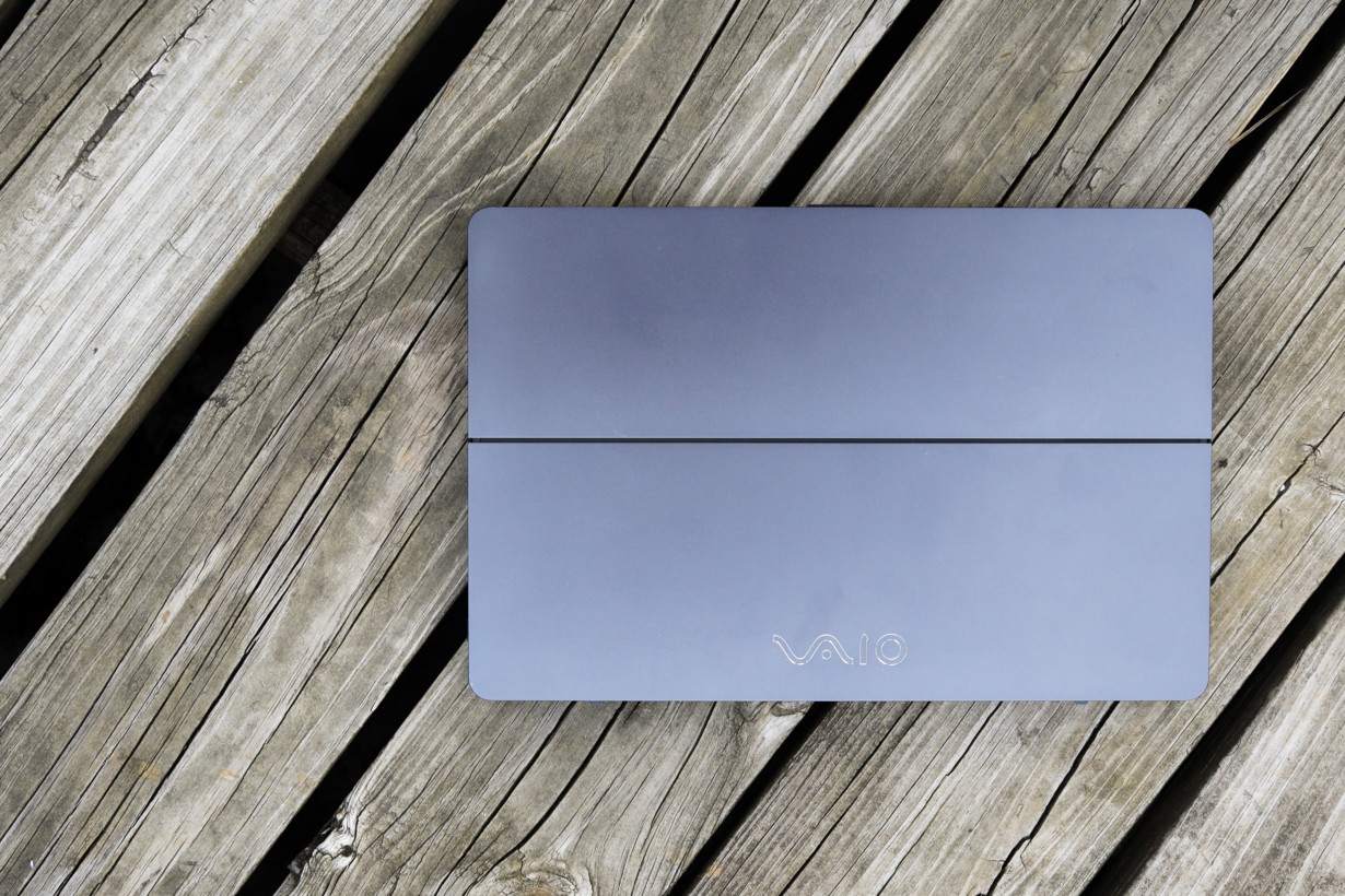 Review: The Vaio Z Flip is one of the coolest flippin' laptops around