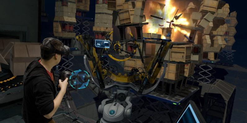 Half-Life developer Valve is making 3 full-length VR games