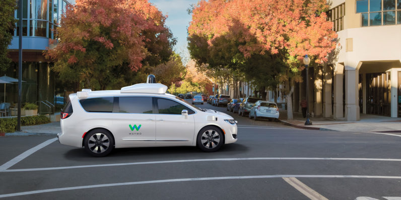 Lyft partners with Waymo to develop self-driving car tech