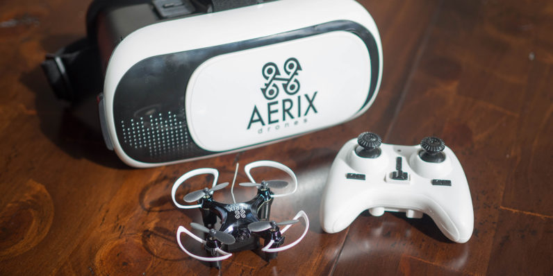 Review: Aerix's Vidius HD packs a lot of fun into a tiny drone
