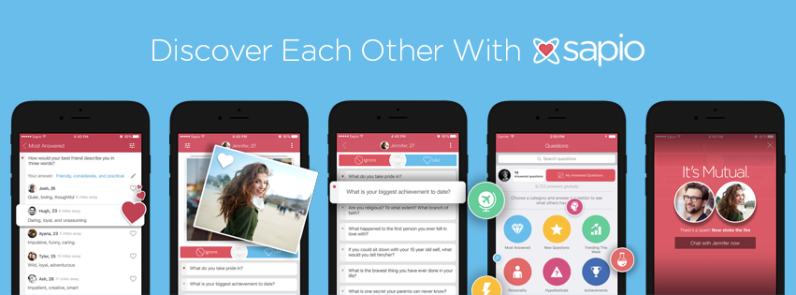 Dating app 'Sapio' matches singles based on intelligence level