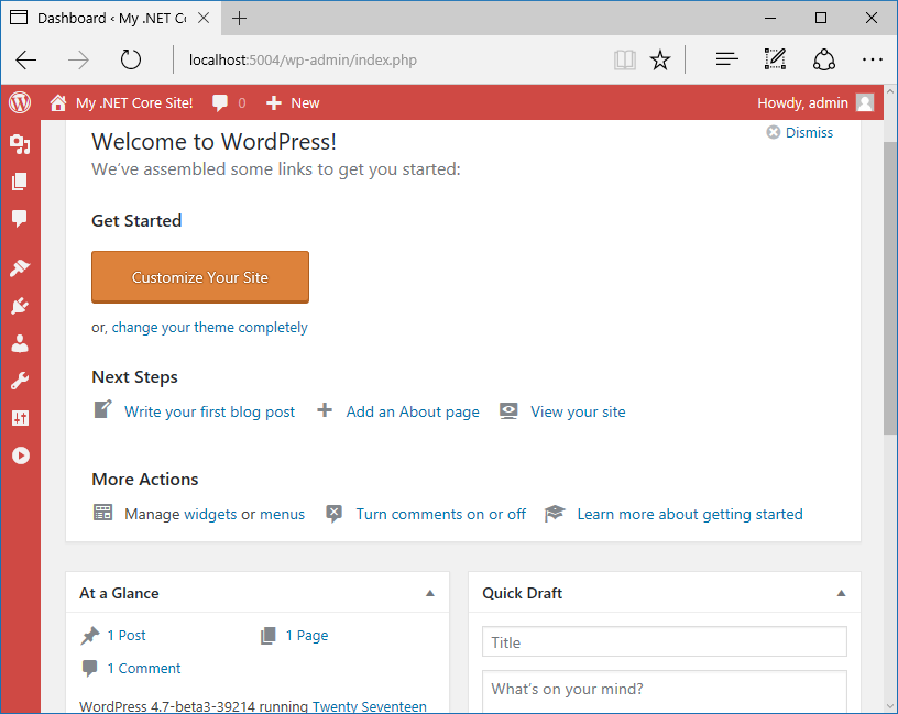 This company figured out how to run Wordpress on .Net