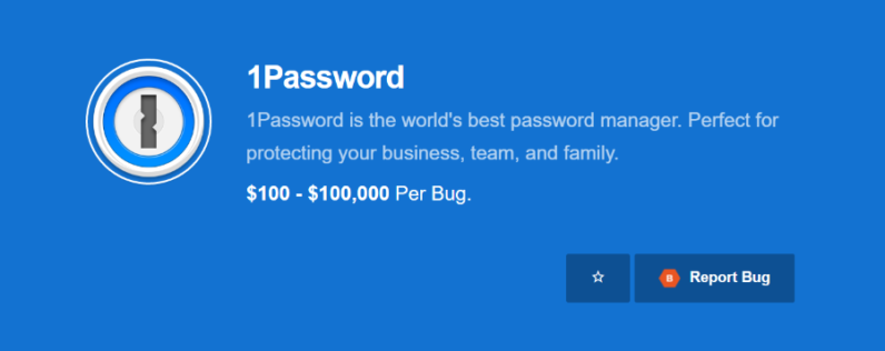 1Password will pay you $100,000 to crack its vault