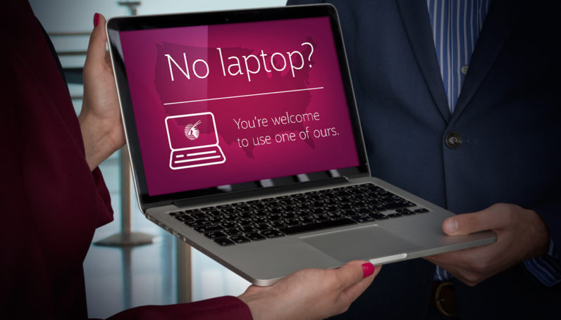 Qatar Airways offers business passengers laptop loans after US tech ban