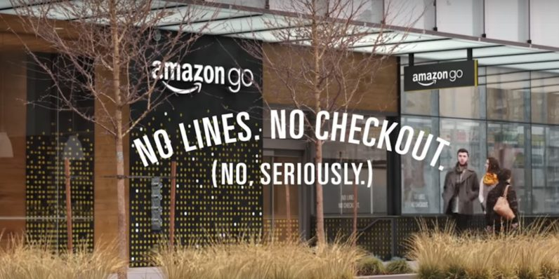 Amazon's no-cashier store can't handle more than a few shoppers