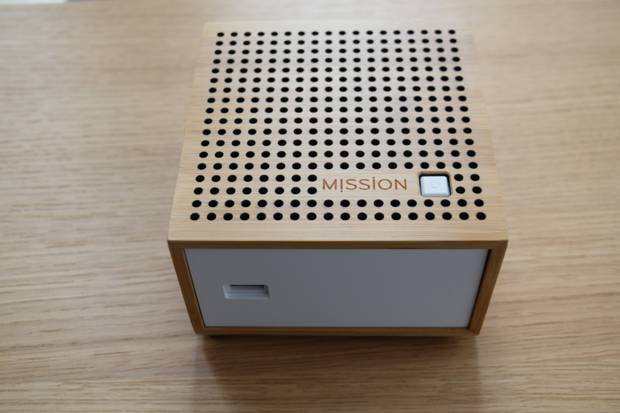 The Endless Mission One is a gorgeous Linux-powered desktop