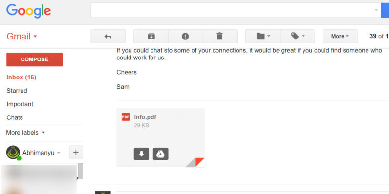 Dont fall for this ingenious fake attachment scam in gmail stopboris Images