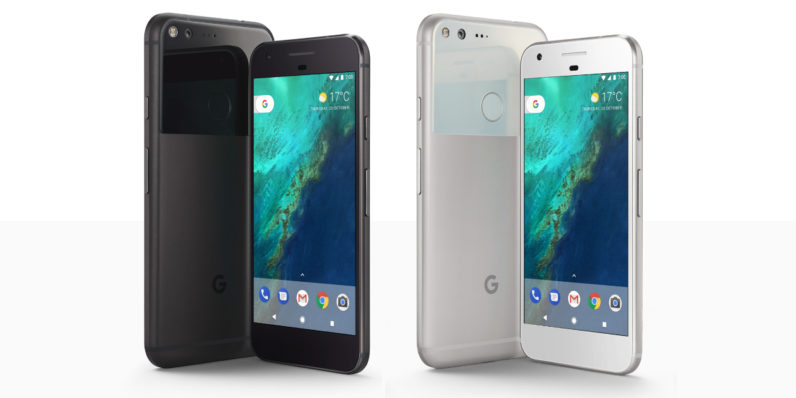 Google is reportedly working on 3 successors to its Pixel phone