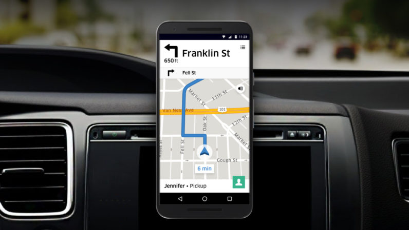 Navigating through the Uber Partner app is about to get easier.