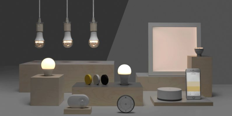 ikea, light, smart