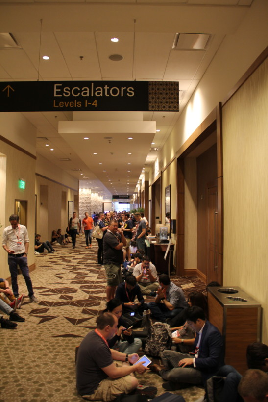 SXSW and the oddly unchanging art of waiting in line