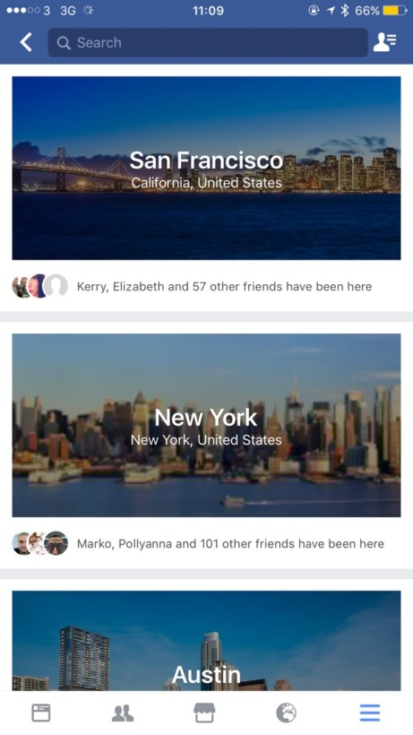 Facebook adds City Guides to become your new travel companion [Updated]
