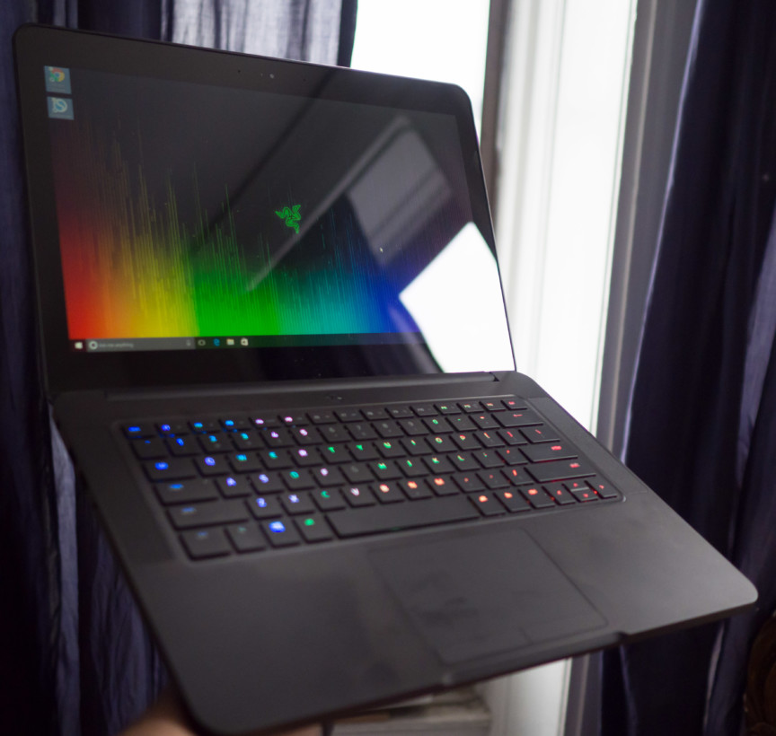 Razer Blade Review: A slim gaming laptop in a class of its own
