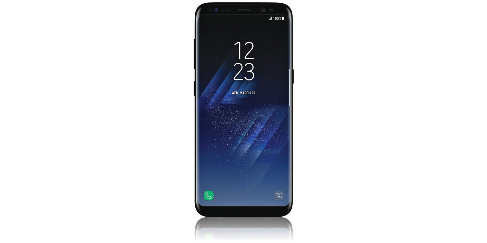 Leaked Samsung Galaxy S8 render gives us a better look at its extra button