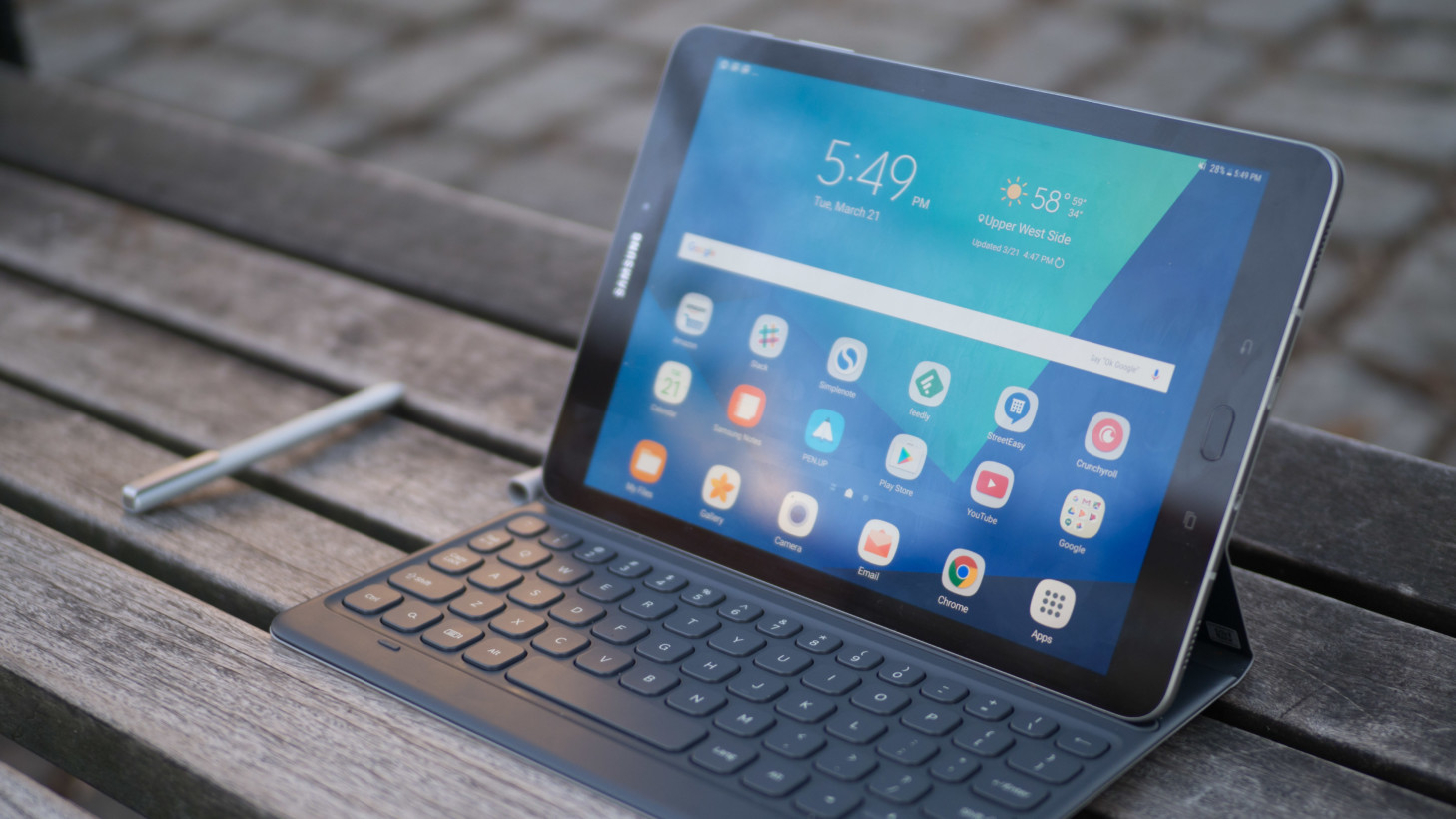 Review: The Samsung Galaxy Tab S3 is a premium (if flawed