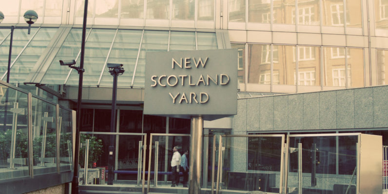 Scotland Yard reportedly worked with Indian police to spy on activists and journalists