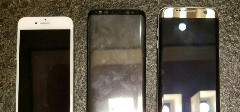 samsung, galaxy s8, galaxy s7, iphone 7