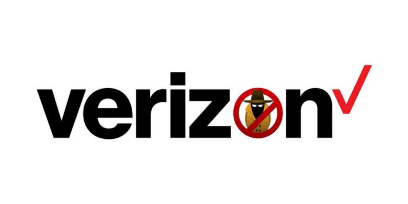 verizon, spyware