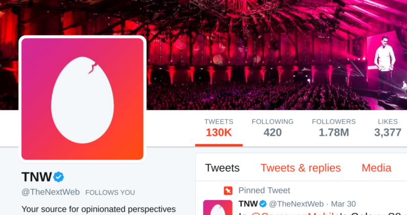 Twitter has ditched the tainted profile egg