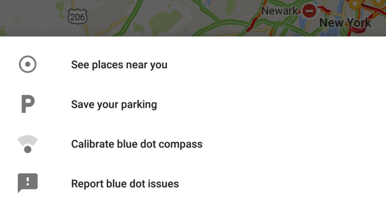 Google Maps can now save your parking spot on google latitude history view, google location pin, google compound, marketing location, google maps funny, google address location, google maps listing, find ip address location, google car location, google maps example, find current location, google location icon, google my location, google maps icon, google location finder, google location app, google marker, my current location, google maps history, google products,