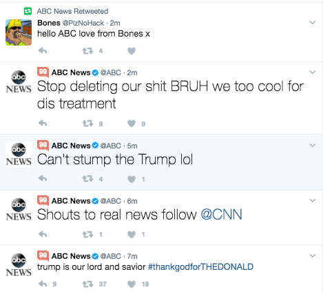ABC News learns a hard lesson about Twitter account security