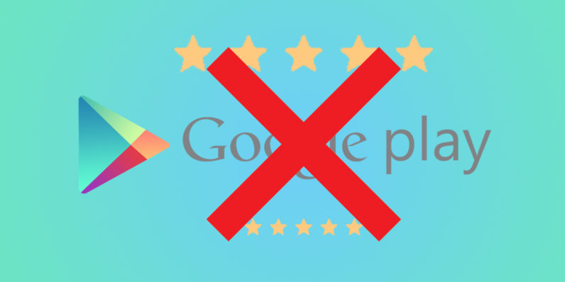 google play, fake review, whatsapp, gmail, messenger,
