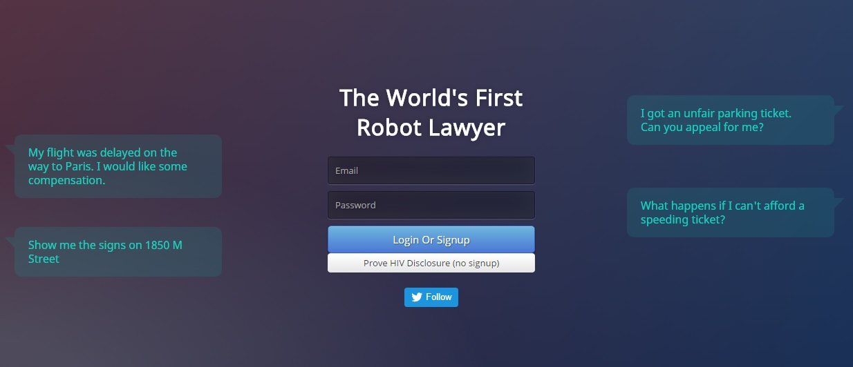 This Facebook Messenger Chatbot Gives Refugees Free Legal Aid