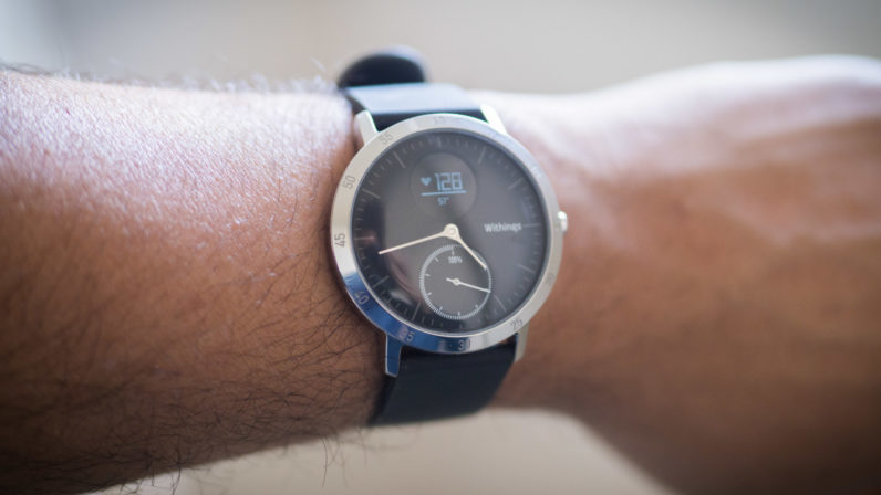 Withings Steel HR Review: Heart-rate tracking and 3-week battery make a winning combo