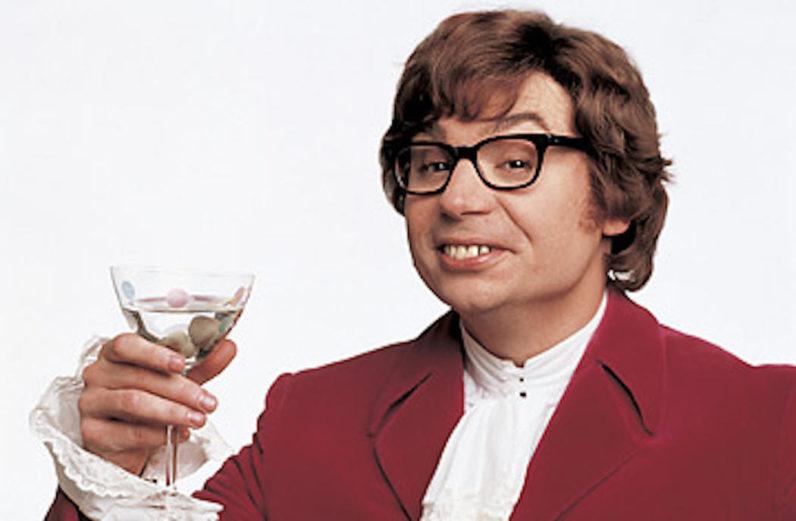 Martini Mojo